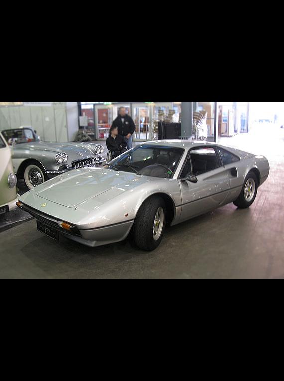Manual De Taller Ferrari 308 Gtb  1975 U20131980  Ingles