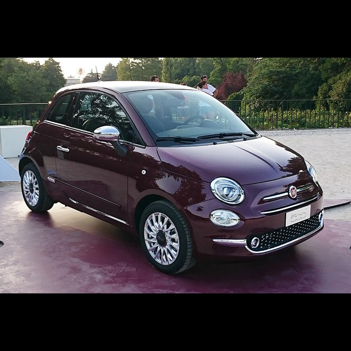Manual De Usuario Fiat 500  2007 U20132019  Espa U00f1ol