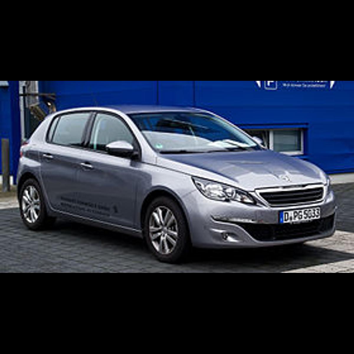 Manual De Taller Peugeot 308  2013