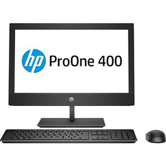 HP All-in-one 400 G4 Core I5-8500 AIO RAM 8GB DDR4 SSD 256GB 23.8