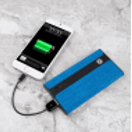 Vivitar Bateria Portatil 4000 MAh Power Bank Blue VF30013-BLUE
