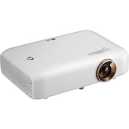 LG Proyector PH550G LED 500 Ansi VGA USB HDMI Resolucion WXGA 1280x720