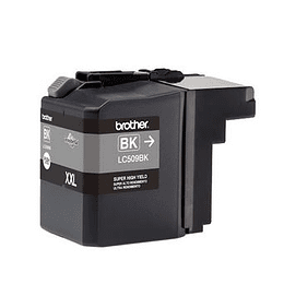 Brother LC-51BK Black Inkjet Cartridge Original Negro