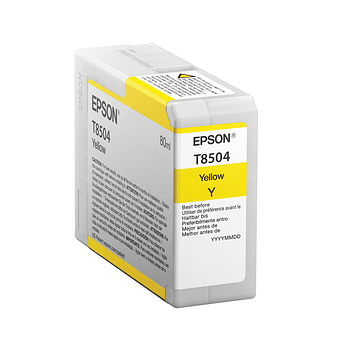 Epson SJIC22PY Ink cartridge for ColorWorks C3500 yellow