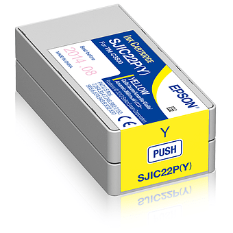 Epson SJIC30PC Original Cian