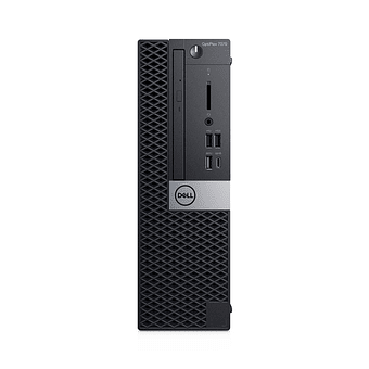 DELL Desktop OPTIPLEX 7070 SFF i7-9700 8GB 1TB DVD-RW W10PRO Garantia 3años