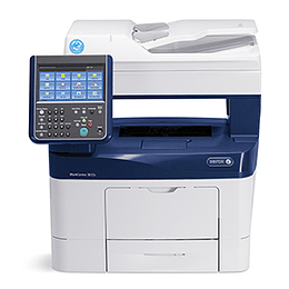 Xerox WorkCentre 3655i Laser 1200 x 1200 DPI 45 ppm A4