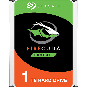 Seagate FireCuda ST1000DX002 disco duro interno 3.5 1000 GB Serial ATA III