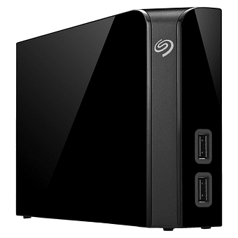 Seagate Backup Plus Hub disco duro externo 8000 GB Negro
