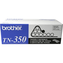 Brother Toner Original Negro TN-350
