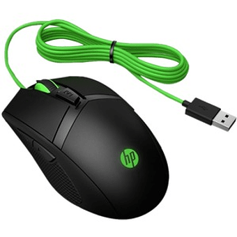 HP Mouse 300 PAV USB tipo A Optico 5000 DPI Ambidextro