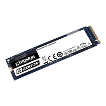 Kingston SSD Technology A2000 M.2 500 GB PCI Express 3.0 3D NAND NVMe