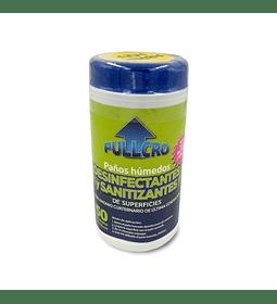 Toallitas desinfectantes 50 unidades (20x15 cm)