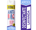 Desinfectante Aerosol Anti Bac 400 cc Tanax