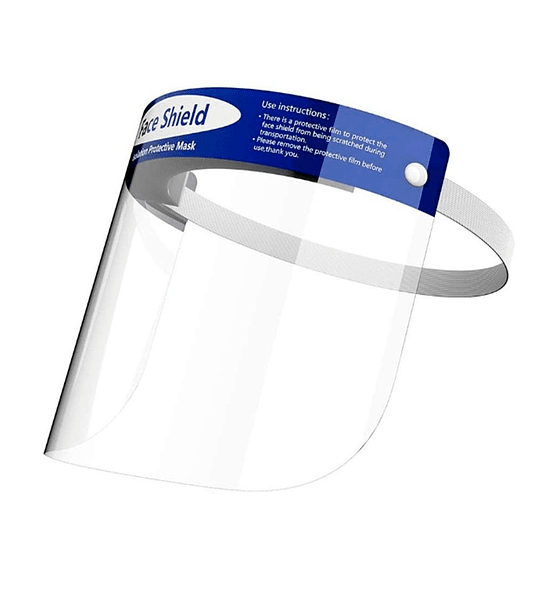 Escudo facial Face Shield