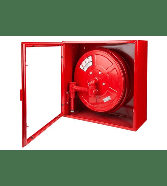 Red Húmeda 35 Metros carrete Kolling puerta vidrio