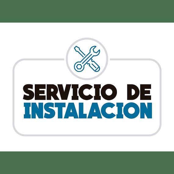 Servicio de instalación de extintores