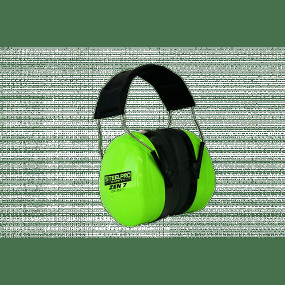 FONO STEELPRO ZEN 7 FLUOR CINTILLO SNR 29 dB ISP