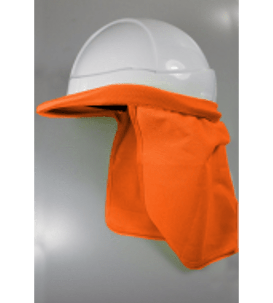 Legionario Para Casco Naranjo