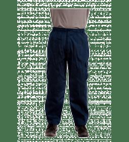 Pantalón Poplin Alaska Azul UPF 30