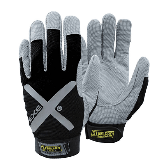 GUANTE EXECUTIVE GRIP PRO STEELPRO
