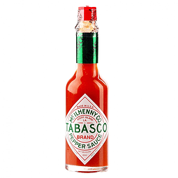 TABASCO ORIGINAL 60 ML