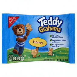 TEDDY GRAHAMS HONEY 28GR