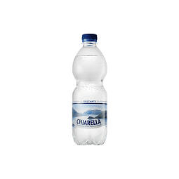 AGUA MINERAL CON GAS 500ML X 12 - PET