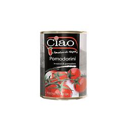 TOMATE CHERRY ROJO 400GR
