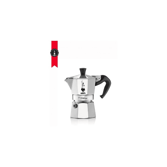 Cafetera Express La Mokina 40 ml