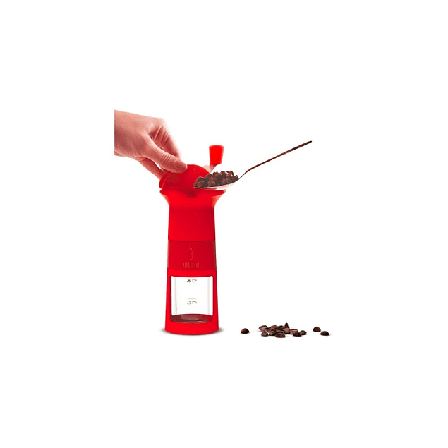 Molino de Café Rojo