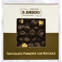 Chocolate Fondente Nocciole