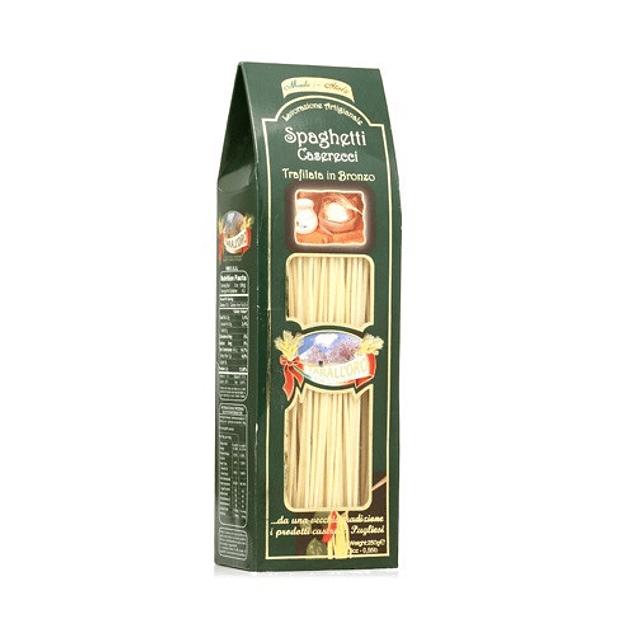 Pasta Spaghetti Caserecci