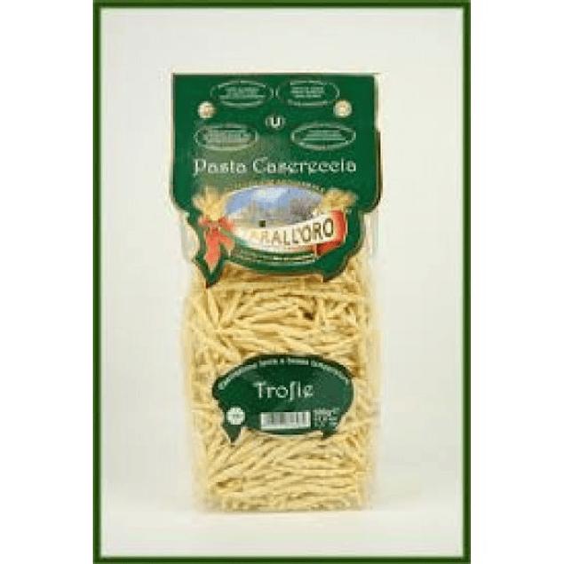 PastaTrofie Caserecce
