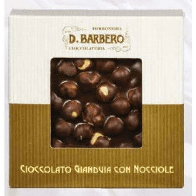Chocolate Gianduia Nocciole