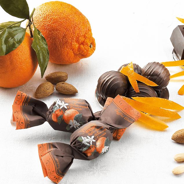 Galletas Ameretti Soffici a la Naranja 900 grs