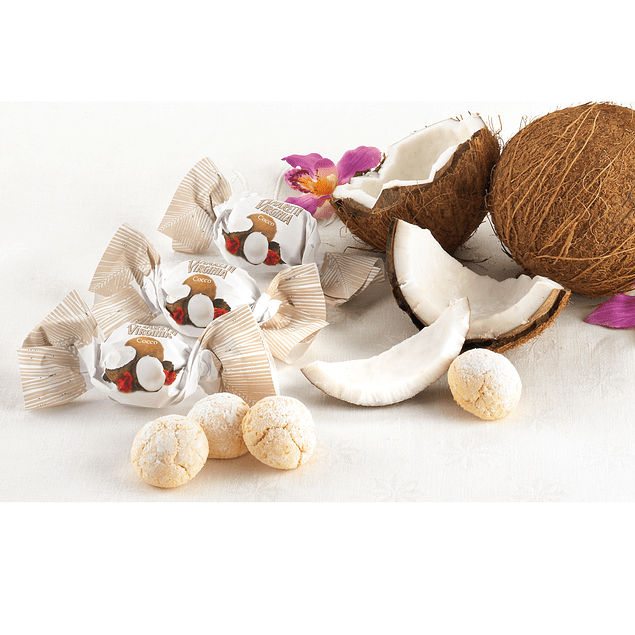 Galletas Ameretti Soffici Coco sin Gluten 900 grs