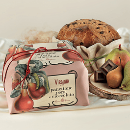 Panettone de pera y chips chocolate 1 Kg