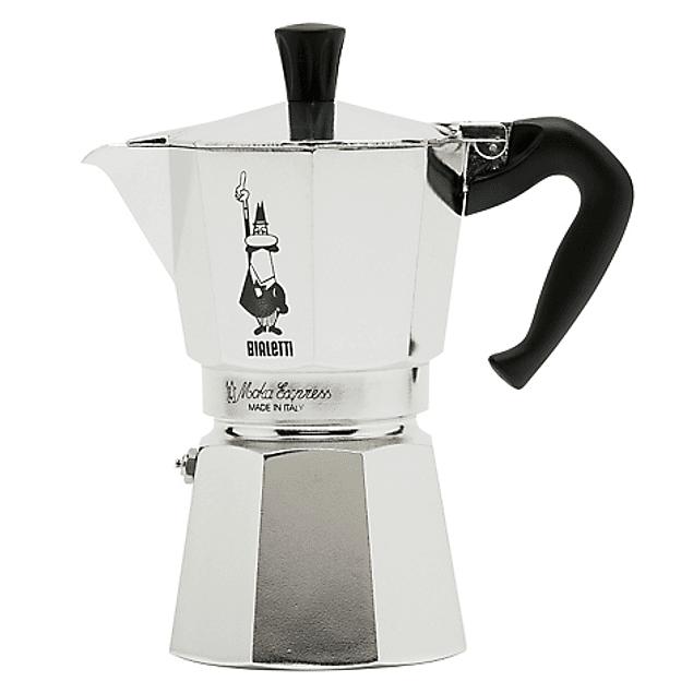 Cafetera Moka Express 9 Tazas