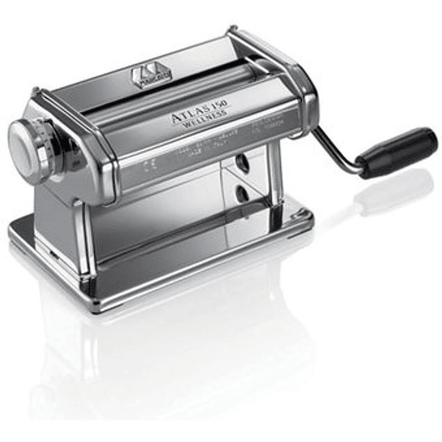 Máquina de Pastas Atlas Roller 150 - Plateado, Marcato