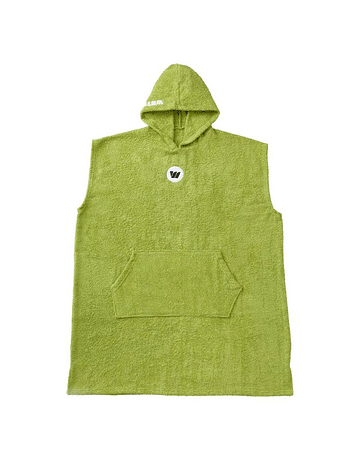 PONCHO WHYNOT? VERDE