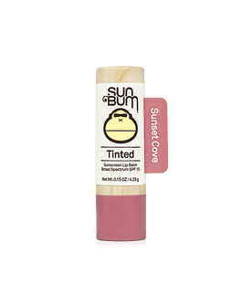TINTED LIP BALM SUNSET COVE
