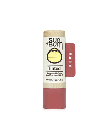 TINTED LIP BALM BONFIRE