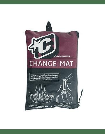 change mat creatures