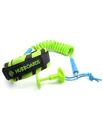 LEASH HUBBOARDS GREEN