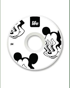 LIFE MICKEY WHITE 54