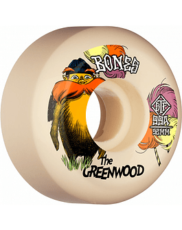 BONES THE GREENWOOD 52MM