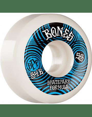 Bones - SPF Ripples - 58mm
