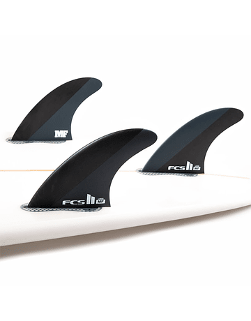 FCSII MICK FANNING NEO CARBON BLACK/CHARCOAL