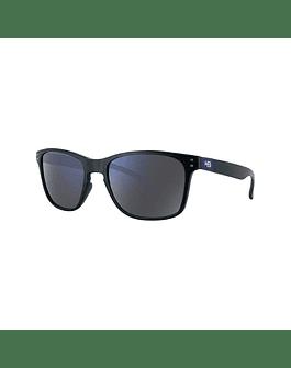 LENTES DE SOL GIPPS II  MATTE BLACK D BLUE / BLUE CHROME